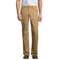 St Johns Bay Mens Comfort Stretch Power Chinos (Multi Colors)