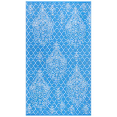 "jcpenney.com | Softesse™ Urban Damask 40""x72"" Beach Towel"