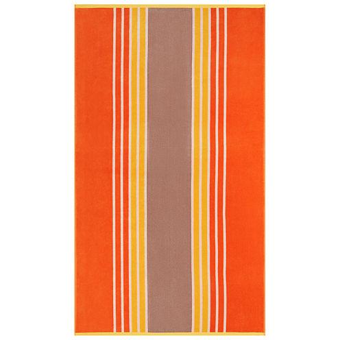 "Softesse™ Bold  Stripe 40""x72"" Beach Towel"