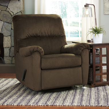 jcpenney.com | Signature Design by Ashley Mannix Fabric Recliner