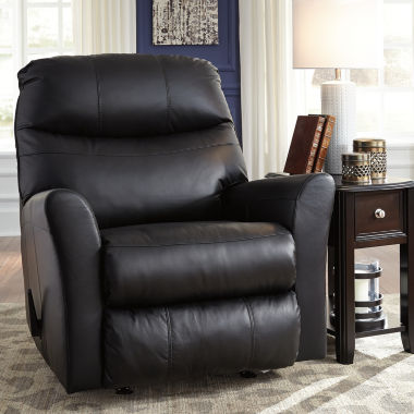 jcpenney.com | Signature Design by Ashley Pranav Faux Leather Recliner
