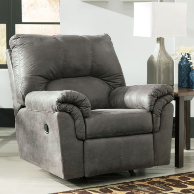 jcpenney.com | Signature Design by Ashley Bladen Fabric Pad-Arm Recliner