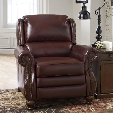 jcpenney.com | Signature Design by Ashley® Elberton Durablend® Low-Leg Recliner