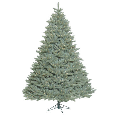 Vickerman Pre Lit Christmas Tree Color Green Jcpenney