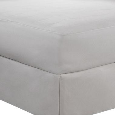 used off white leather sofa