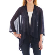 Mixit™ Sheer Textured Wrap