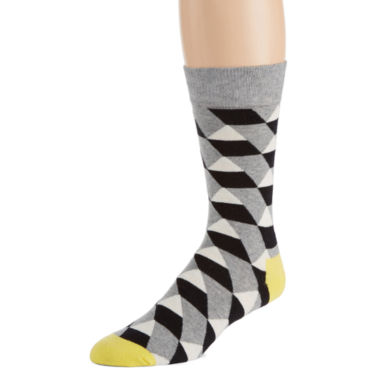 jcpenney.com | HS By Happy Socks Crew Socks