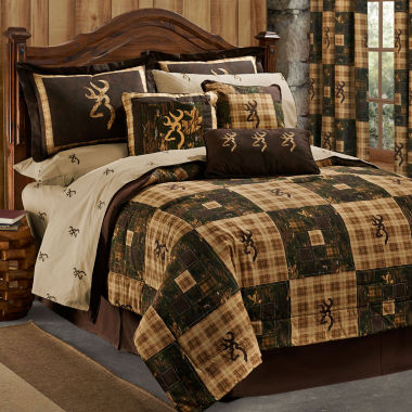 jcpenney.com | Browning 4-pc. Midweight Comforter Set