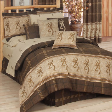 jcpenney.com | Browning 3-pc. Heavyweight Comforter Set