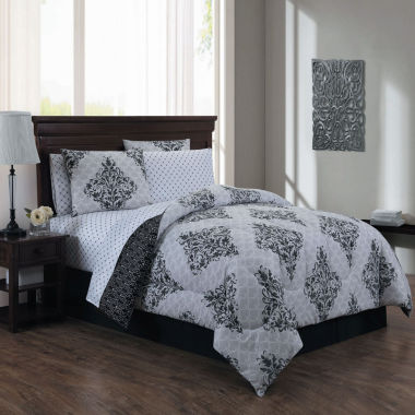 jcpenney.com | Avondale Manor Luna 5-pc. Complete Bedding Set with Sheets