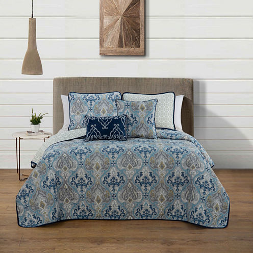 Avondale Manor Marlow 5-pc. Quilt Set