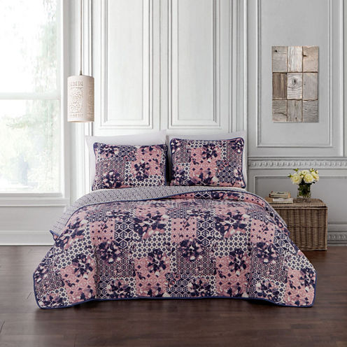 Avondale Manor Phoebe 3-pc. Quilt Set