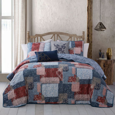 jcpenney.com | Avondale Manor Willa 5-pc. Quilt Set