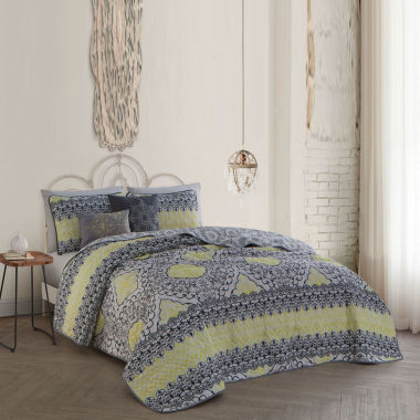 jcpenney.com | Avondale Manor Celia 5-pc. Quilt Set