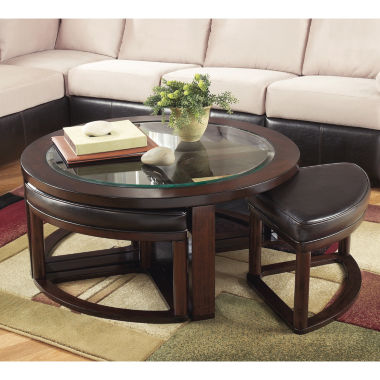 jcpenney.com | Signature Design by Ashley Mattie Occasional Table Set  Of 21 Coffee Table Set