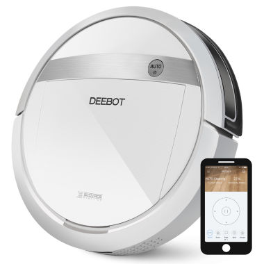 jcpenney.com | Ecovacs DEEBOT DM88 Robotic Floor Cleaning with Advanced Wet/Dry Mop