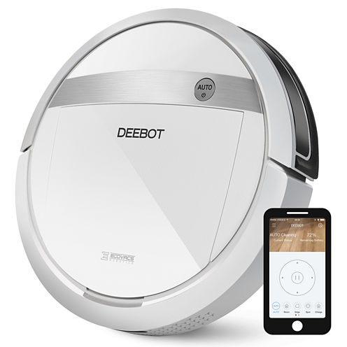Ecovacs DEEBOT DM88 Robotic Floor Cleaning with Advanced Wet/Dry Mop