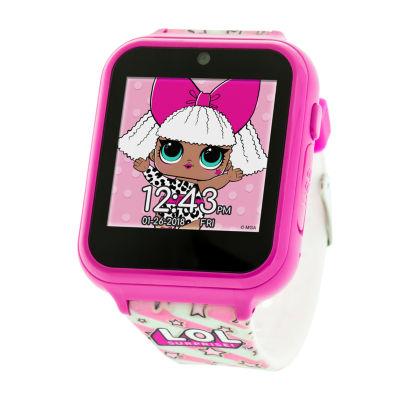 lol surprise loloi girls multicolor smart watchlol4104jc