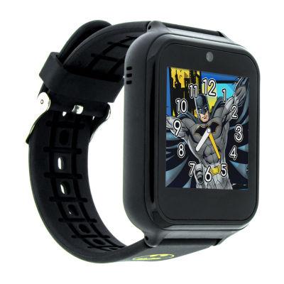 Batman Boys Multi Function Black Smart Watch Bat4740jc Jcpenney