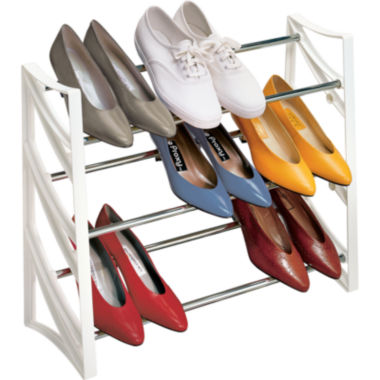 jcpenney.com | LYNK® 9-Pair Shoe Rack