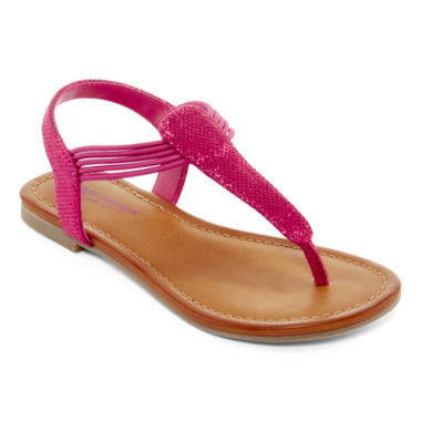 jcpenney.com | Arizona Elaine Girls Sandals - Little Kids