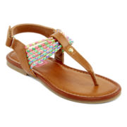 Pop Lesley Girls Sandals - Little Kids/Big Kids