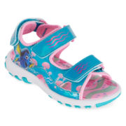 Disney® Dory Girls' Sandals - Toddler