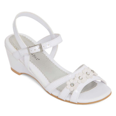 jcpenney.com | Christie & Jill™ Colbie Girls' Sandals - Little Kids