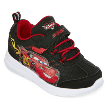 jcpenney.com | Disney® Cars Boys Athletic Sneakers - Toddler