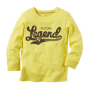 Carter's® Long-Sleeve Graphic Tee - Preschool Boys 4-7