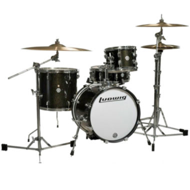 jcpenney.com | Ludwig Breakbeats 4-pc. Shell Pack with Riser