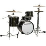 Ludwig Breakbeats 4-pc. Shell Pack with Riser