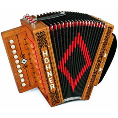 jcpenney.com | Hohner-Cajun IV 10-Key Accordion