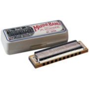 Hohner Marine Band Diatonic Harmonica in the Key of C Major