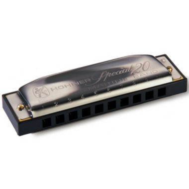 jcpenney.com | Hohner Special 20 Diatonic Harmonica in the Key of C Major