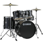Yamaha GM2F56BLG Gigmaker Standard 5-pc. Drum Set with Hardware
