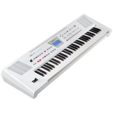 jcpenney.com | Roland BK-3 White Backing Keyboard