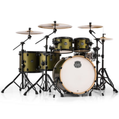 jcpenney.com | Mapex Armory Series Studioease Fast 6-pc. Drum Shell Pack