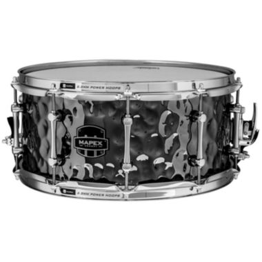 jcpenney.com | Mapex Armory The Daisy Cutter Snare Drum with Chrome Hardware