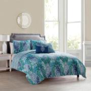 Victoria Classics Emerald Paisley 5-pc. Quilt Set