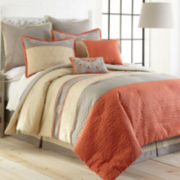 Zarine Embroidered 8-pc. Comforter Set