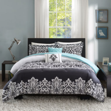 jcpenney.com | Intelligent Design Hazel Comforter Set