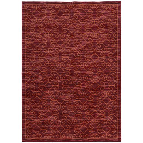 Covington Home Medallion Rectangular Rug