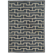 Blocks Rectangular Rug