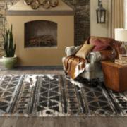 Mohawk Home® Urban Grid Rectangular Rug