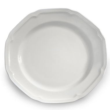 jcpenney.com | Mikasa® Antique White Round Platter