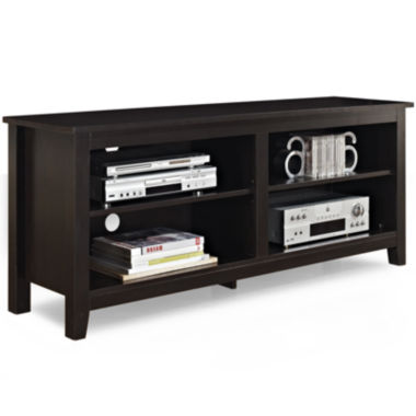 "jcpenney.com | Beale 58"" Wood TV Stand"