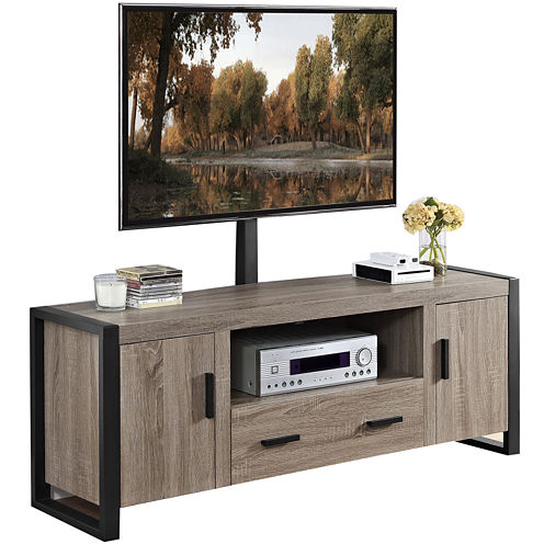 "Daphne 60"" Urban Blend TV Stand with TV Mount"