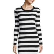 BELLE + SKY™ Long-Sleeve Striped Top