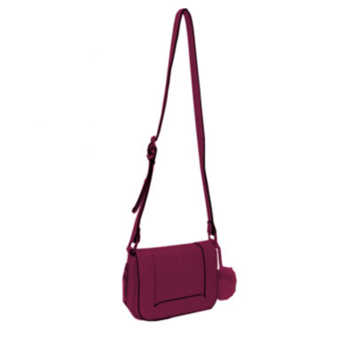 jcpenney.com | Dot Dash Stela Flap Crossbody Bag